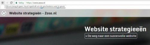 Een link op je website: een nieuw venster of niet?