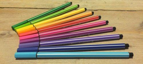 De psychologie van kleur