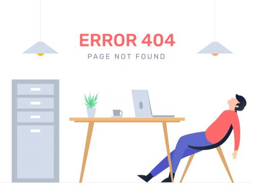 404 error op je website? Zo ga je ermee om!